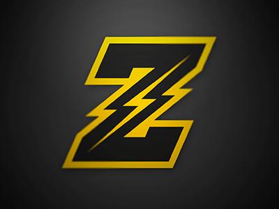 Zeus sports sports branding vector zeus logo lightning