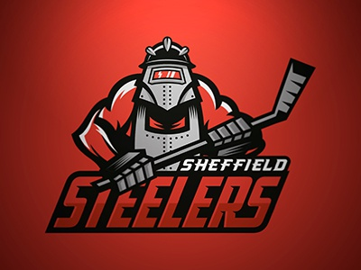 Sheffield Steelers Concept sports branding steelers ice hockey sportsconcept