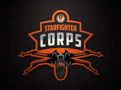 Starfighter Corps x-wing bb-8 poe dameron star wars: episode vii the force awakens star wars