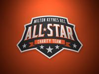 Milton Keynes Rec All Star Charity Team
