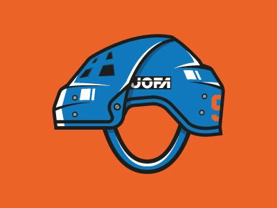 Gretzky's Jofa VM Helmet jofa vm helmet wayne gretzky gretzky sports ice hockey