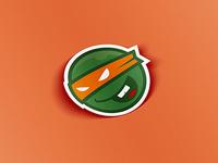 Mikey Sticker