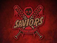 Saviors Secondary Logo