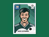 MIFA Erick Gutierrez - Mexico