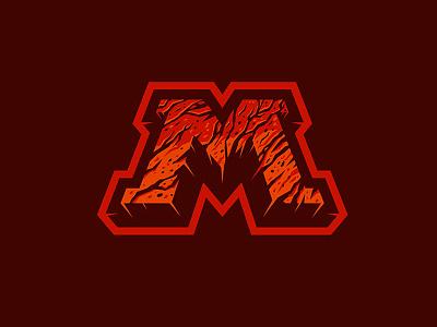 Molten typogaphy design logos logo vector illustration