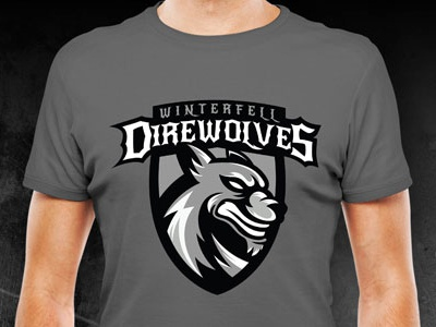 Direwolves tee