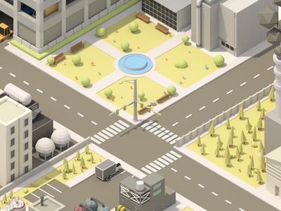 City WIP - Park