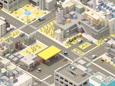 Isometric City #1