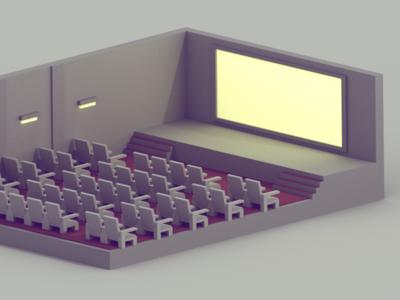 Theater | Night Version