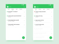 Daily UI job listing