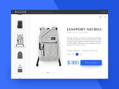 Daily UI E Commerce Shop2