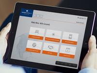 AGA Ipad Sales App