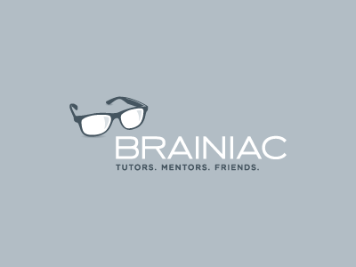 Brainiac Logo Exploration - Opt. B
