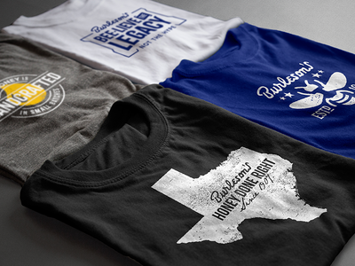 Heritage T-Shirt Series