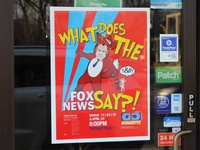 What Does The Fox News Say?! Show Poster