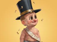 Baby new year 2018!