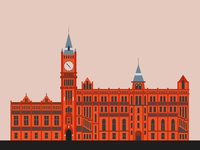 University of Liverpool Colored
