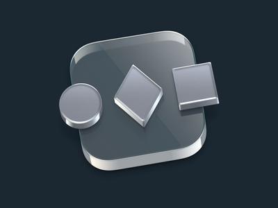 SwitchGlass Icon