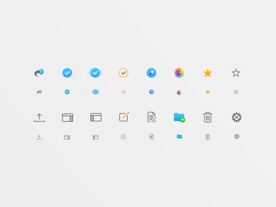 MarsEdit and Evergreen Toolbar Icons icons toolbar mac