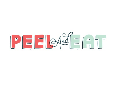 Peel & East typography prints gull trawler shrimp mamas sauce screenprint hand lettering lettering
