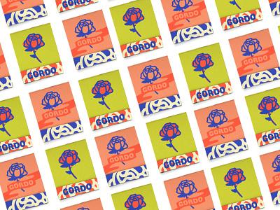 Matches typography flower taqueria burritos tacos focus lab rose banner color branding matches