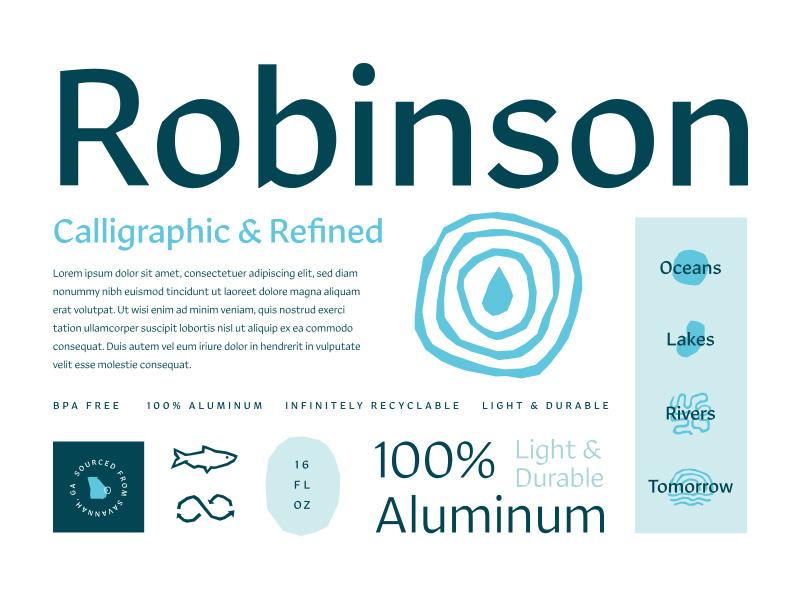 Robinson specimen