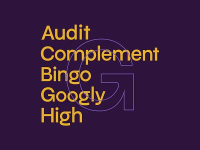 Custom Type letters type design branding lettering focus lab typography
