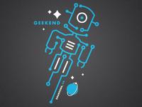 Geekend 2012 Shirt