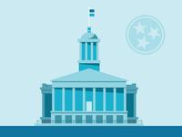 Nashville Capitol Building