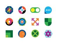 Geometric Icon Exploration