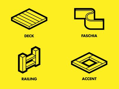 Deck Icons