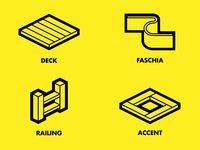 Deck Icons