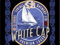 White Cap Label