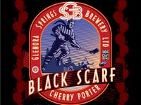 Black Scarf Cherry Porter
