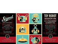 Signal Toy Robot