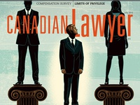 Canadian Lawyer Cover
