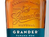 Grander Panama Rum detail