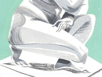 crouched venus