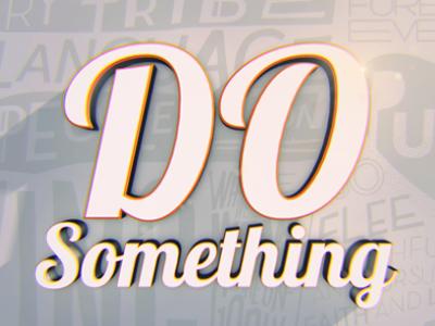 Dribbble do something