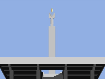 50-th anniversary of Soviet Armenia soviet union construction stairs stone symbol armenia memorial golden wheat yerevan travel monument vector ussr minimal illustration flat design city architecture