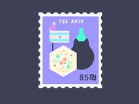 Greetings from Tel Aviv