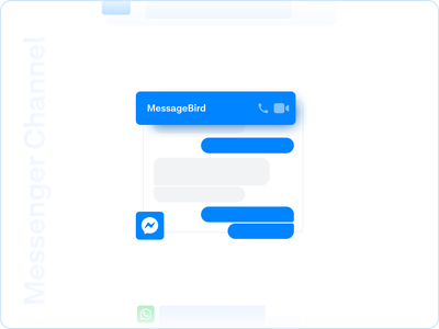 Onboarding Illustrations unified threads comms developers spot illustration flows funnel widget chat omnichannel api inbox whatsapp messenger twitter channels communications onboarding messagebird
