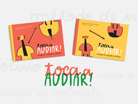 Music book for children | thesis project