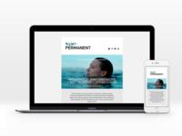 Semi–Permanent Responsive Email