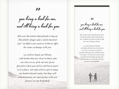 Rosemaryme - Bookmark design print zazzle graphic bookmark wedding