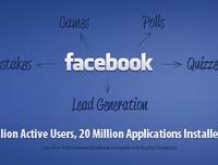 Facebook landing page graphic