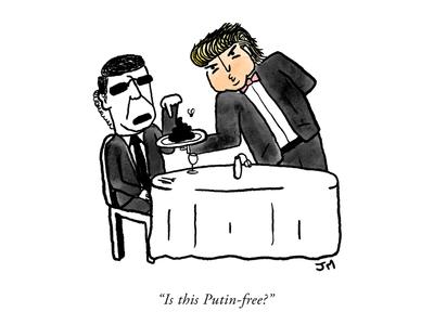 CIAliac Disease politics america usa trump illustration editorial pun humour gag comic cartoonist cartoon