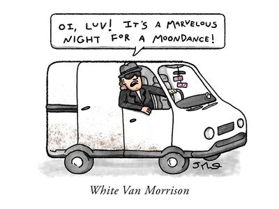 White Van Morrison