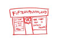 FIFTEENPOUNDSLAND