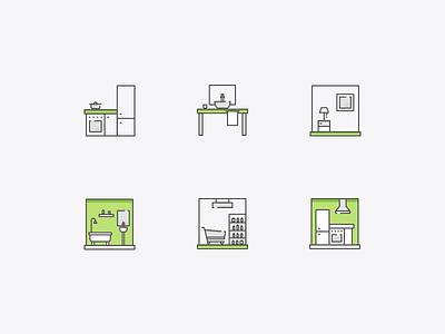 Custom ceramic icons custom icons illustrator ceramic icons